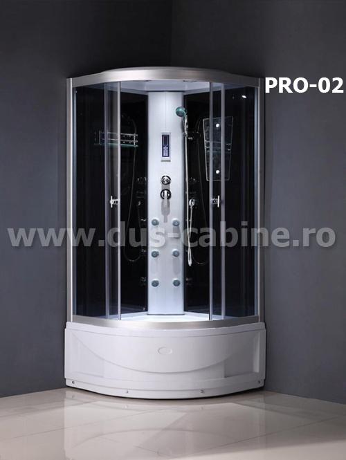 Cabina Dus Hidromasaj PRO-02