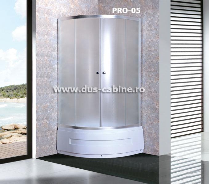 Cabine de dus Simple 90x90 PRO-05