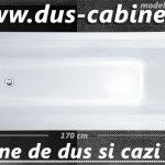 Cada baie ieftina acril 170 - 70 - 40 - DX-1068 imagine